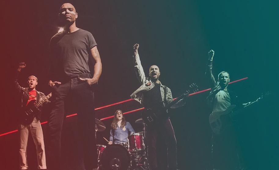 """Lorenzo moretti chitarrista della rock n roll band giuda ha curato la soundtrack di """"Prima dell'Alba! programma condotto da Salvo Sottile in onda su Rai 3"""