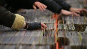 vinili dischi