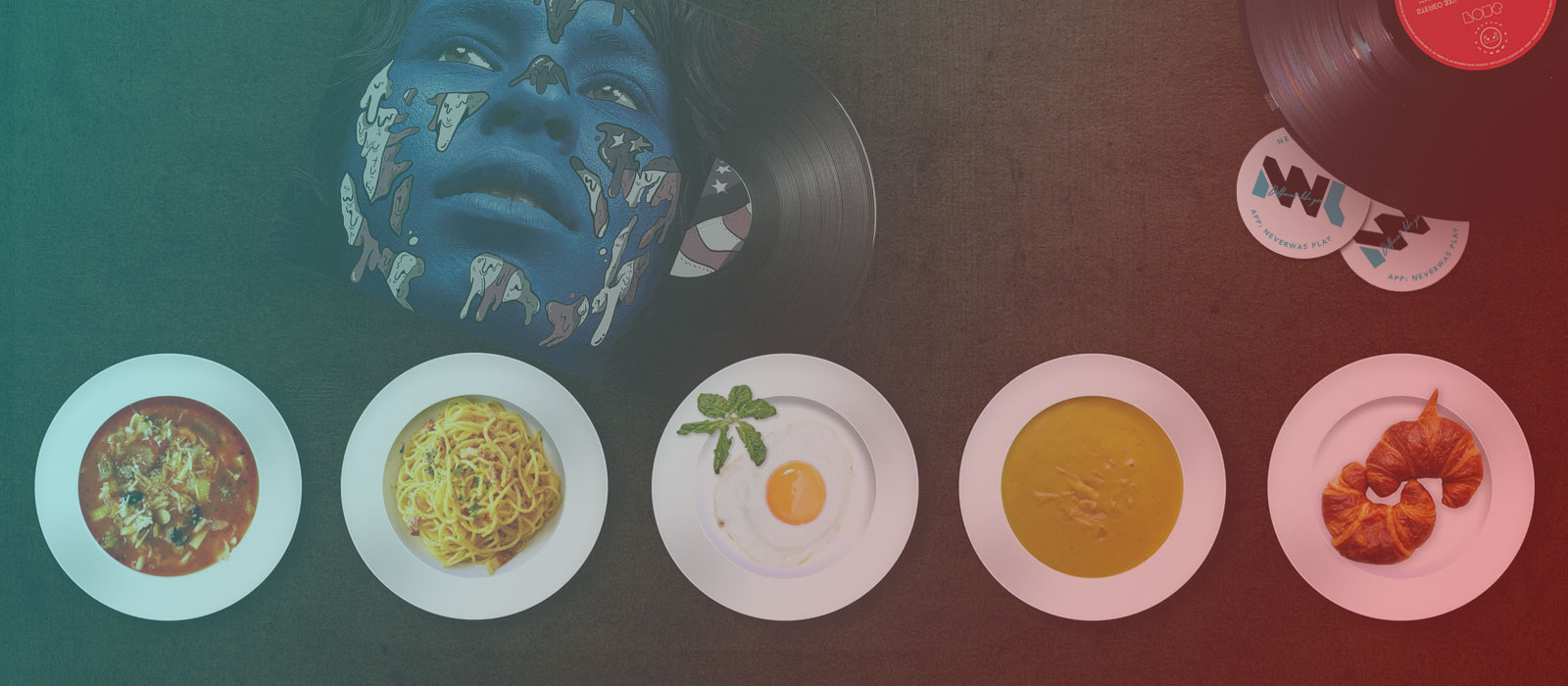 ALL YOU CAN BEAT è la PLAYLIST per il PRANZO di NEVERWAS RADIO, la WEB RADIO INDIPENDENTE di VARESE, dedicato alle NOVITà, al MAINSTREAM e alla musica ALTERNATIVA INDIPENDENTE