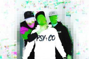 EDM synth pop trio neverwas radio fest 2019