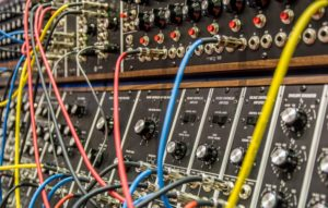 modular synth cables